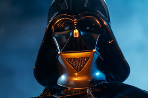 Dude Shopping – (1) Darth Vader Sixth Scale Figure (prize valued at $250)