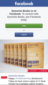 Dymocks – Win One of Seven Copies of a Sand Archive