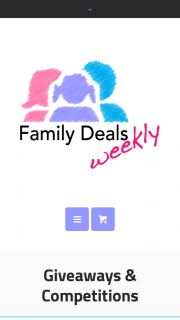 Family Deals Weekly – Win 4 Free Classes Voucher Plus Australia Wide Delivery