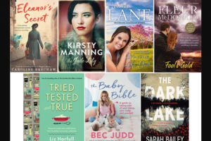 Femail – Win a Book Pack Valued Over $300.00 Including (prize valued at $300)
