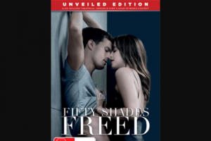 Femail – Win One of 10 X Fifty Shaes Freed on DVD