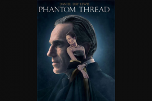 Femail – Win One of 10 X Phantom Thread DVDs