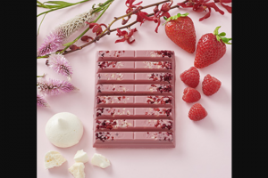 Femail – $160 Worth of Exquisite Kitkat Ruby Chocolate In The Form of Two Delectable Offerings (prize valued at $160)