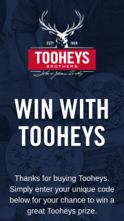 First Choice Liquor – Win a Great Tooheys Prize