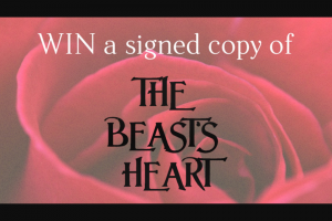 Hachette Australia – Win a Signed Copy of The Beast's Heart