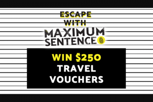 Hachette Australia – Win a Travel Voucher Worth $250 and a Pack of The Latest Crime Books (prize valued at $408.95)