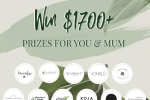 Happy Skincare – Win $1700 Worth of Natural and Ethical Beauty Products and Yumminess (prize valued at $1,700)