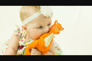 Haven magazine – Win One of Three Mizzie The Kangaroo Rubber Teething Toy (prize valued at $27.95)