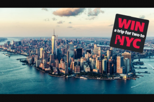 Herald Sun – Win The Ultimate New York Adventure