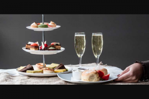 High Tea Society – Win a Luxurious Experience With One Night Accommodation and High Tea for Two at The Melbourne Marriott