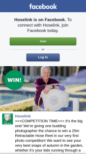 Hoselink – Win a 25m Retractable Hose Reel In Our Very First Photo Competition