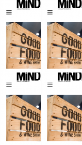 MindFood – Win Tickets to The Melbourne Good Food & Wine Show (prize valued at $70)