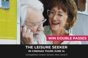 MyCityLife – 10 X In-Season Double Passes to The Leisure Seeking In Cinemas Nationally From Thursday June 14.