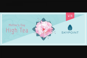 MyGC – Win a Mother's Day High Tea