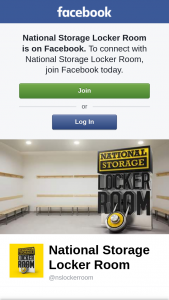 National Storage locker room – Win this Weekend Between The Broncos and The Eels