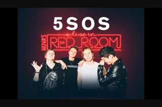 NOVA FM – Win Your Money Can't Buy Invites to See 5sos Live Up (prize valued at $13,500)