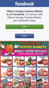 Olley's Orange Country Market – Win Our $50 Fruit & Vegetable Box this Week
