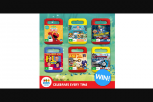 Parent Hub – Win 1 of 2 Prize Packs of 6 X Abc Kids New DVD Releases (prize valued at $85)