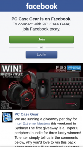 PC Case Gear – Win this Pack