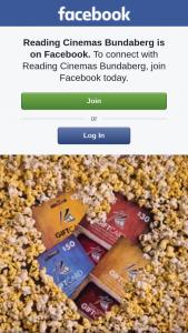Reading Cinemas Bundaberg – a Free $30 Gift Card (prize valued at $30)
