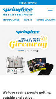 Sanitarium Health & Wellbeing – Win The Ultimate Backyard Play Pack (prize valued at $3,000)