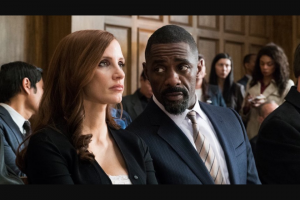 Screen Realm – Win 1 of 5 DVD Copies of Molly's Game