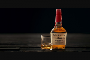 Signature Luxury Travel – Win One of Four Double Passes to an Exclusive Maker's Mark Sensory Experience