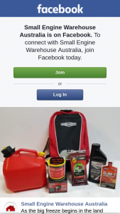 Small Engine Warehouse – Win 1 of 3 Briggs & Stratton Prize Kits