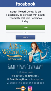 South Tweed Dental – Win a Family Pass to See Alice In Wonderland Live Brisbane Powerhouse