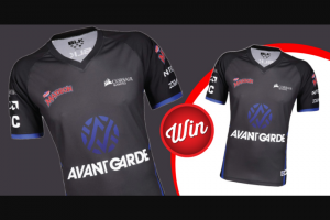 Stack Magazine – Win 1/2 Signed Avant Gaming Jerseys