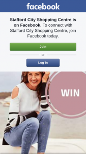 Stafford City Shopping Centre – Win $30 Rockmans Gift Card Must Collect (prize valued at $30)