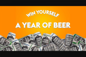 Stoney Roads – Win 'a Year of Beer'.
