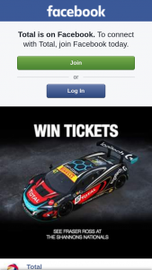 Total Australia – Win One of 6 Double Passes to The Shannon's Nationals at Phillip Island