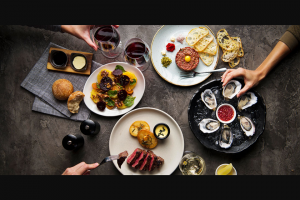Weekend Edition Brisbane – Win a Luxe Staycay and Dining Experience at Black Hide By Gambaro at Treasury Brisbane (prize valued at $800)