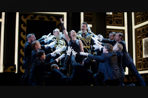 Weekend Edition Brisbane – Win an A-Reserve Double Pass to Opera Queensland's The Merry Widow