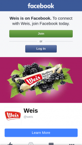 Weis – Win Flights to The Uk (prize valued at $16,000)