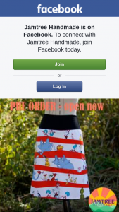 Win a Dr Seuss Skirt From Jamtree Handmade