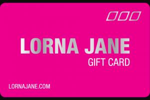 Win a $500 Lorna Jane Voucher (prize valued at $500)