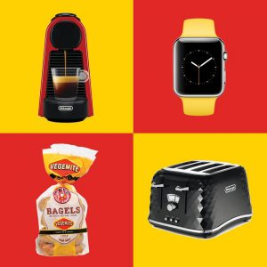 ABE's Bagel Bakery – Win 1 of 3 prizes plus a month's supply of ABE's Vegemite & Cheese bagels