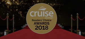 Cruise Passenger – Readers' Choice Awards 2018 – Win a major prize of a $500 Red Balloon voucher OR 1 of 2 minor prizes
