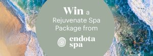 Magshop – Win 1 of 10 Endota Spa Gift Cards valued at $275 each