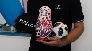 WorldTempus – Win 1 of 5 Hublot goodie bags for the football World Cup (including caps, polo shirts and Russian dolls)