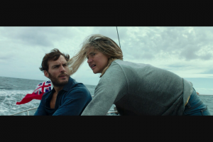 Access Reel – to See Adrift Starring Shailene Woodley and Sam Clafin When The Film Opens June 28.