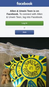 Allen & Unwin – Win a Copy of Sunflowers In February