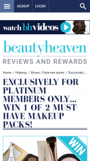 Beauty Heaven – Just for You