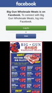 Big Gun Wholesale Meats – Win One of 2 $100 Vouchers.