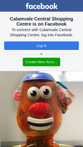 Calamvale Central Shopping Centre – Win a Giant Mr Potato Head