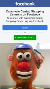 Calamvale Central Shopping Centre – Win a Giant Mr Potato Head
