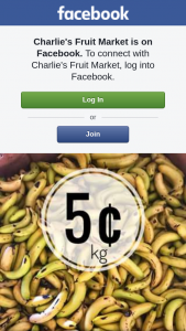 Charlie's Fruit Market – Win a $200 Voucher From Charlie's Everton Park (prize valued at $200)
