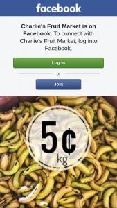 Charlie's Fruit Market – Win a $200 Voucher From Charlie's Everton Park (prize valued at $200)